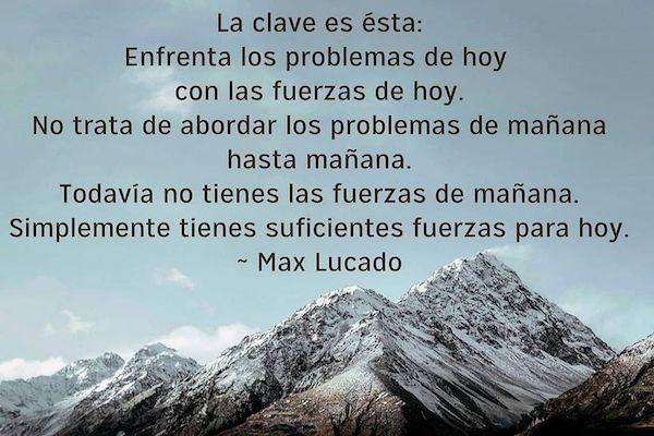 La Clave Es Esta - Max Lucado