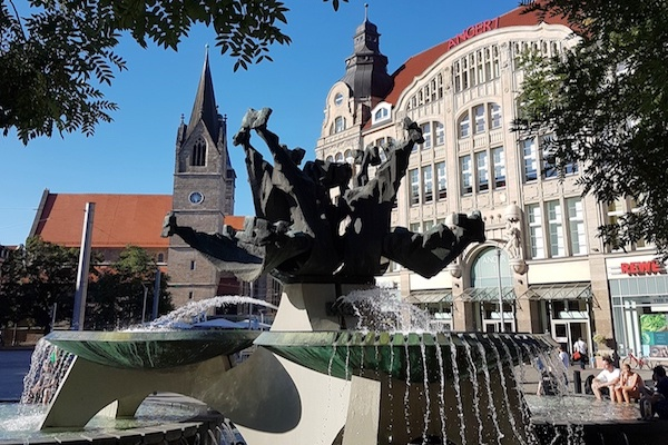 #FlashbackFriday - Erfurt, Alemania