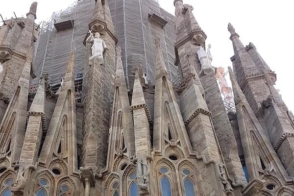 #ThrowbackThursday - Barcelona, Espana