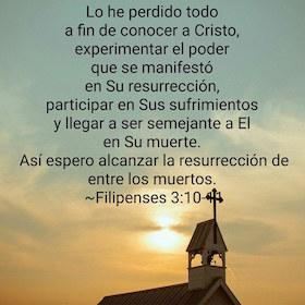 Filipenses 3:10-11