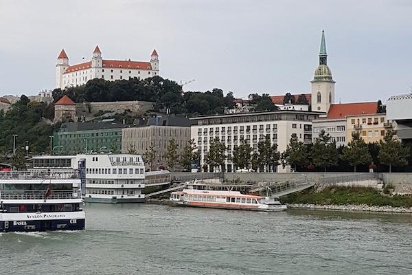 #ThrowbackThursday - Bratislava, Eslovaquia