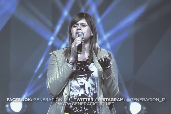 Dios Incomparable - GENERACION 12 + MARCELA GANDARA
