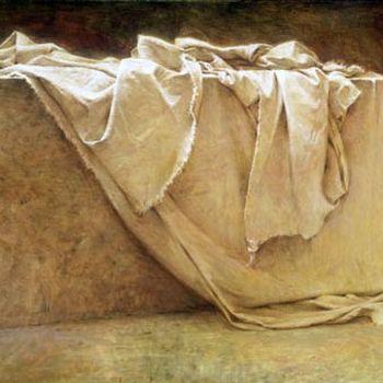 Dia 38 - El Escogio Los Clavos: El Regalo de los Lienzos del Sepulcro