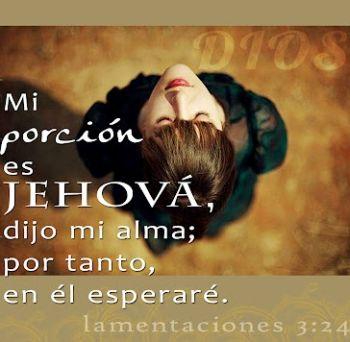 Mi Porcion es Jehova