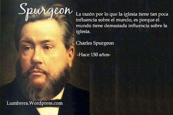 La Iglesia y el Mundo - Charles Spurgeon