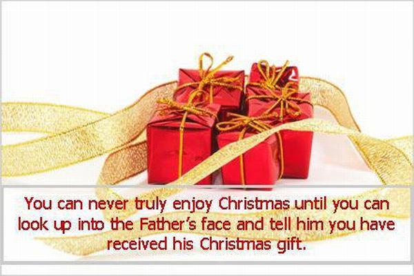 Frases de vida el regalo de navidad del padre - Regalos padres navidad ...