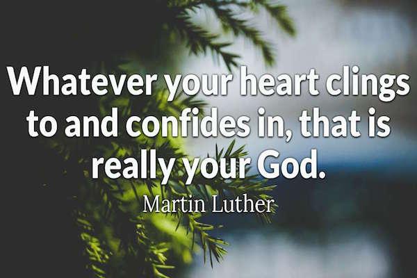 Tu Dios - Martin Lutero