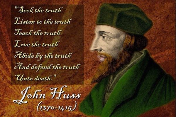 La Verdad - Jan Hus