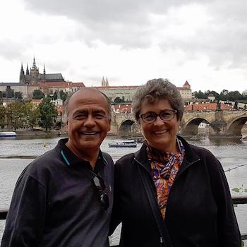 Los Puentes de Praga en la Republica Checa