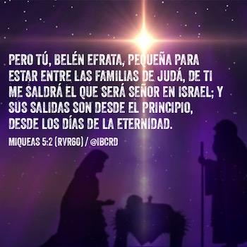 Miqueas 5:2, 4