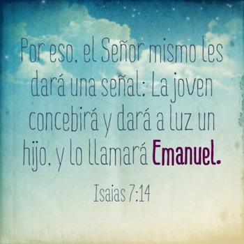 Isaias 7:14