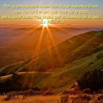 Lucas 1:68-69, 78-79