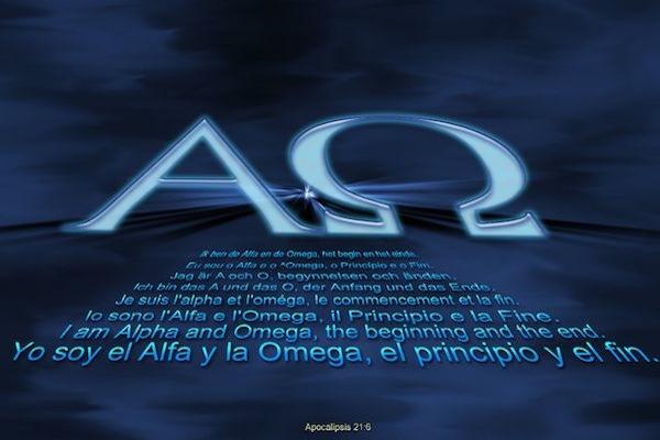 LA CUARESMA: Dia 22 - Jesus, El Alfa y La Omega