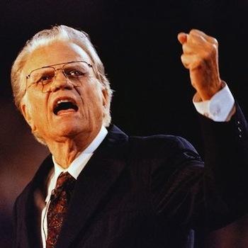 El Hombre Billy Graham - II