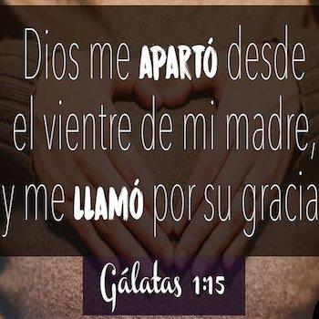 Galatas 1:15