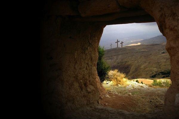 EL DOMINGO DE RESURRECCION: CRISTO HA RESUCITADO! EN VERDAD HA RESUCITADO!