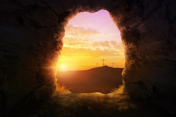 Domingo de Resurreccion - VIDA DE CRISTO, por Fulton Sheen