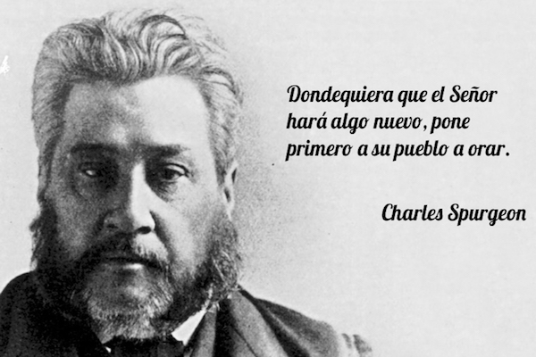 La Oracion - Charles Spurgeon