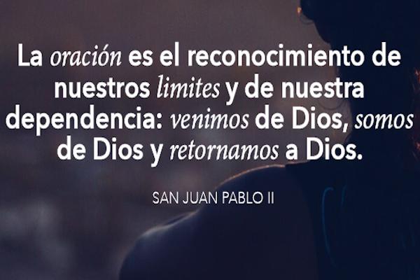 La Oracion - Juan Pablo II