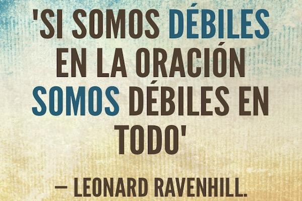 La Oracion - Leonard Ravenhill