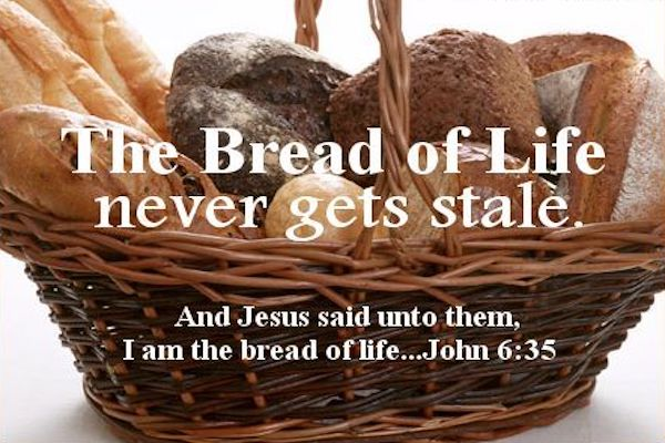 Jesus, El Pan de Vida