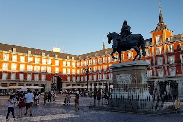 #MondayMotivation - Madrid, Espana