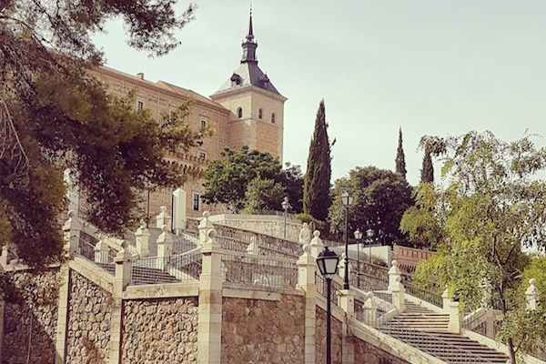 #FlashbackFriday - Toledo, Espana