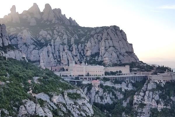 #ThrowbackThursday - Montserrat, Espana