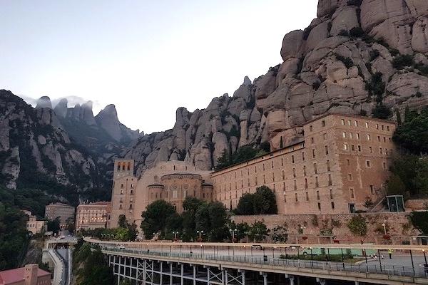 #FlashbackFriday - Montserrat, Espana