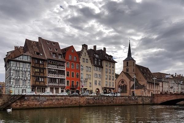 #FlashbackFriday - Estrasburgo, Francia