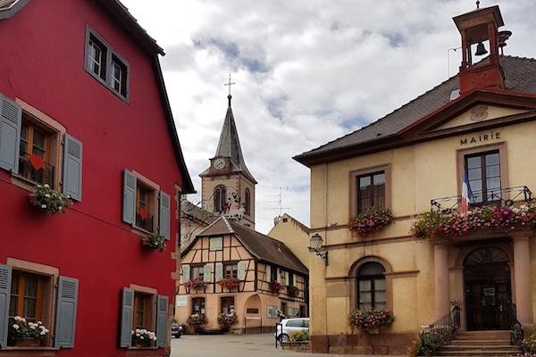 #MondayMotivation - Riquewihr, Francia