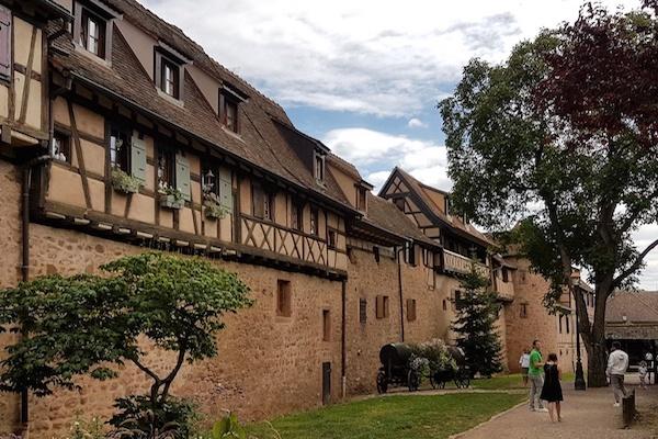 #ThrowbackThursday - Riquewihr, Francia