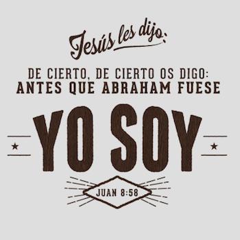 Juan 8:58