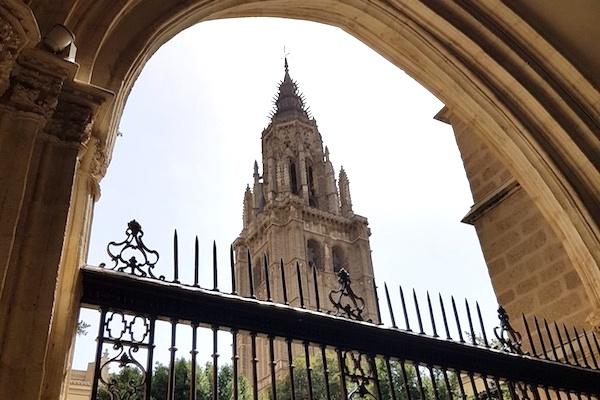 #ThrowbackThursday - Toledo, Espana