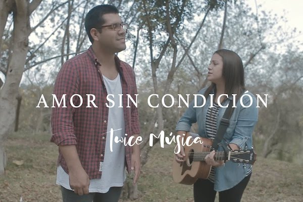 Amor Sin Condicion (Reckless Love) - TWICE MUSICA (Bethel Music)